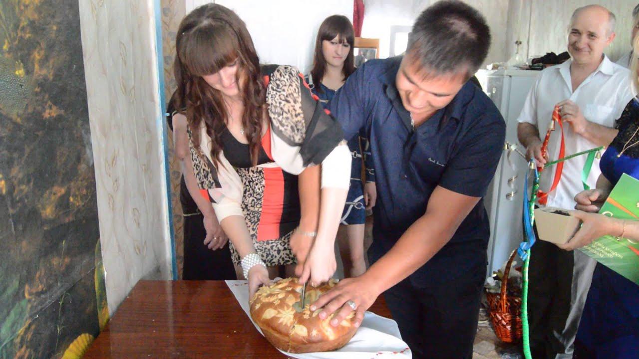 Сватовство Дмитрия и Виктории (17.05.2014)