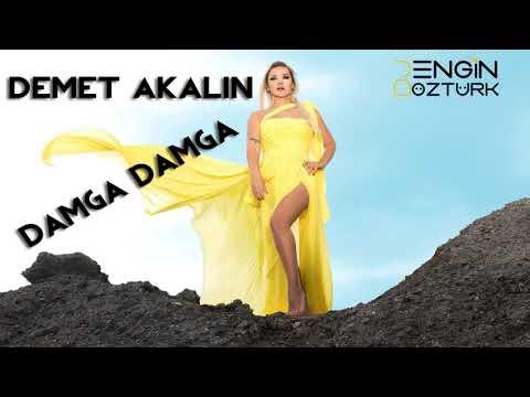 Demet Akalın - Damga Damga  (Engin Öztürk Remix)