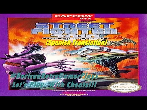 Let S Play Street Fighter 2010 The Final Fight Spanish