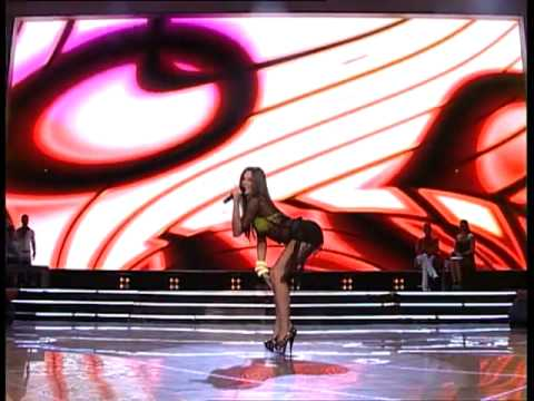 Milica Pavlović - Tango (Zvezde Granda 2011_2012 - 30.06.2012)