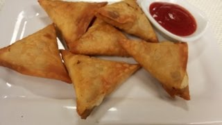 Cabbage Samosa | Sanjeev Kapoor Khazana