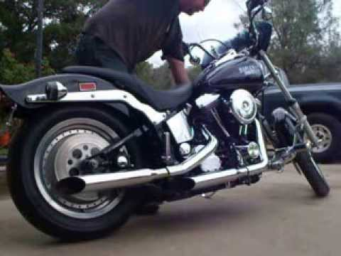 Harley Davidson Fx Softail Custom Fxstc