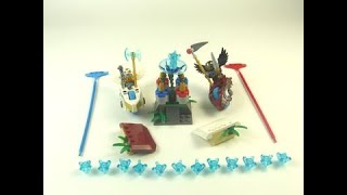 LEGO Legends of Chima - Sky Joust - Review - Set: 70114