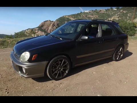 Six-Cylinder Swapped Subaru Impreza Outback Sport - One Take
