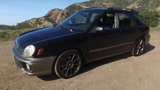 six cylinder swapped subaru impreza outback sport one take