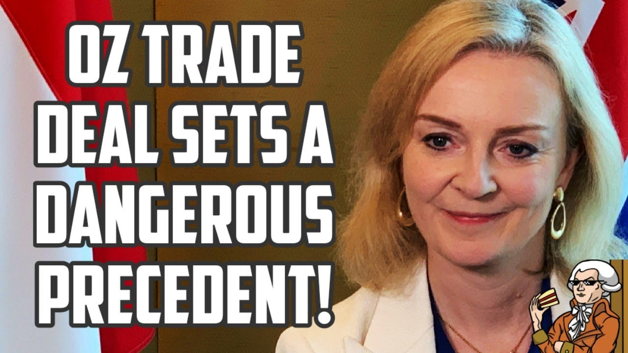 Post Brexit Trade Deals Are Disaster Capitalism At Work!