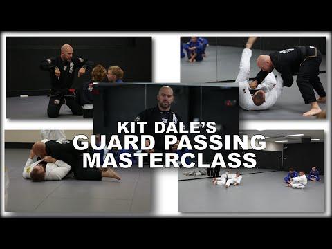 Kit Dale's Guard Passing Masterclass