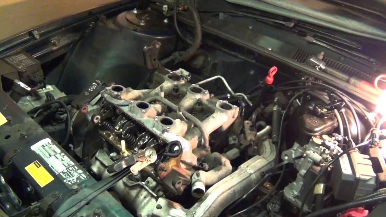 3 1l Engine Fuel Flow Diagram Intake Manifold Gasket Replacement Gm 3100 V6 95 Grand