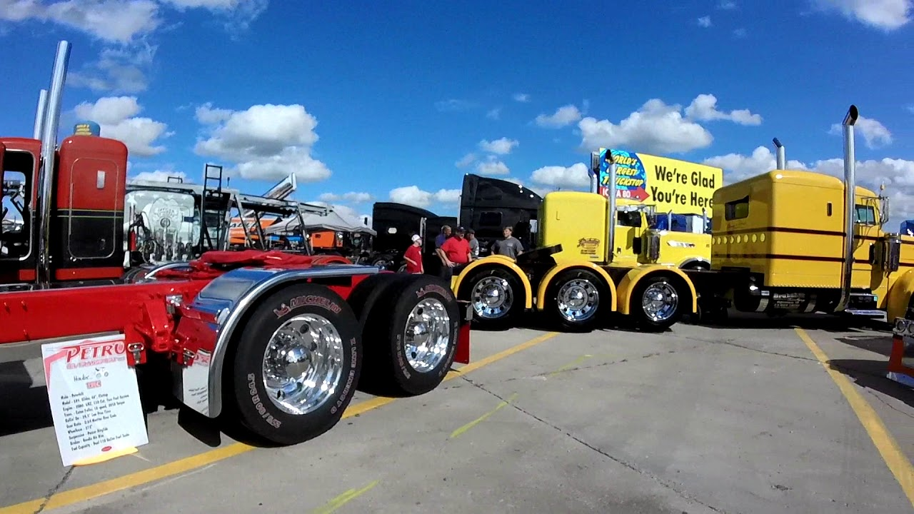 I 80 Truckers Jamboree Walcott Ia 2017 Rig Show Trucks