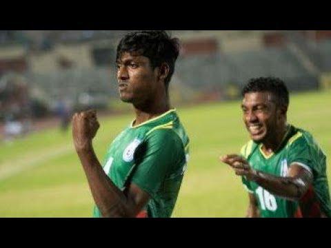 Pakistan vs Bangladesh | SAFF Suzuki Cup 2018 | Live Football