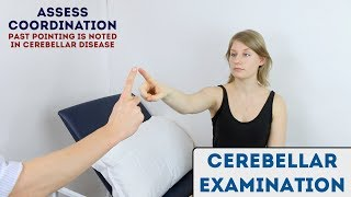 Cerebellar Examination - OSCE Guide