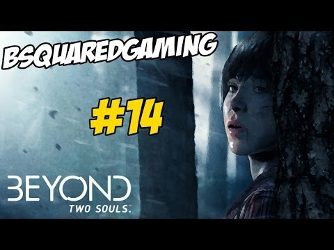 Beyond: two souls Gameplay ITA Parte 14 - Navajo