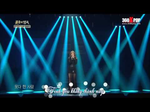 [Vietsub][Perf] Ailee - The Love That Hurts So Much Is Not Love {Angelic Team}[360kpop]
