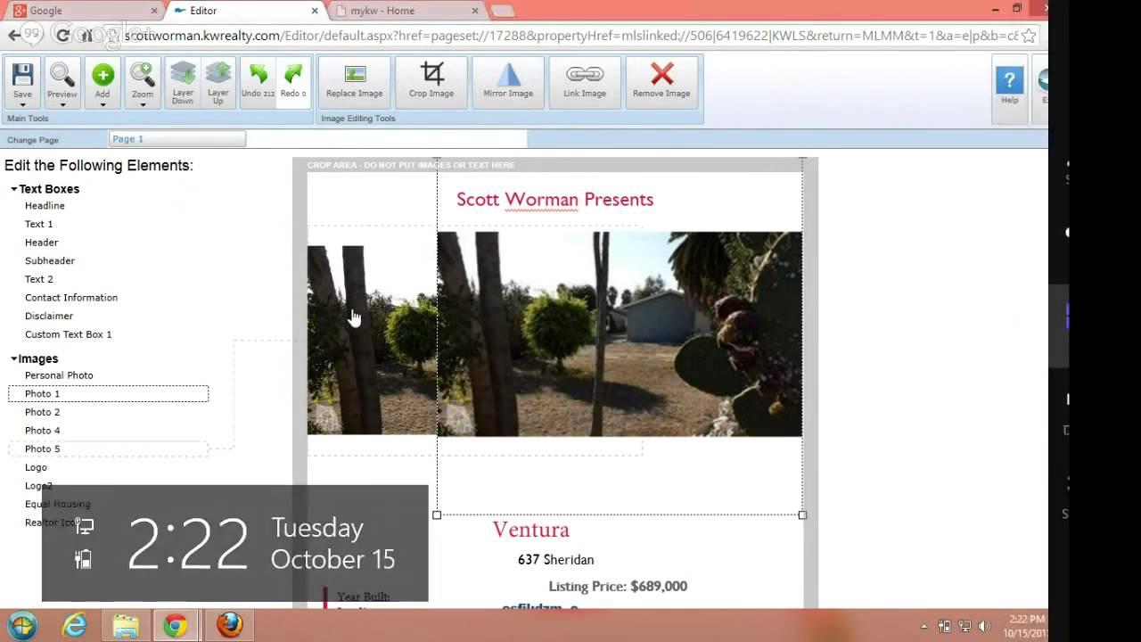 eedge create a listing flyer eedge create a listing flyer