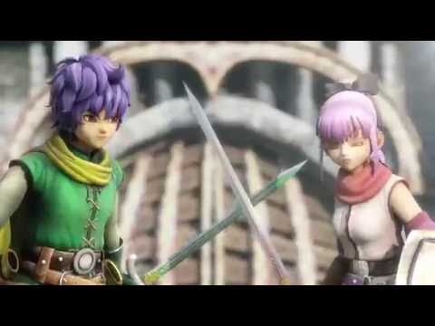 Dragon Quest Heroes Ⅱ   Opening Trailer