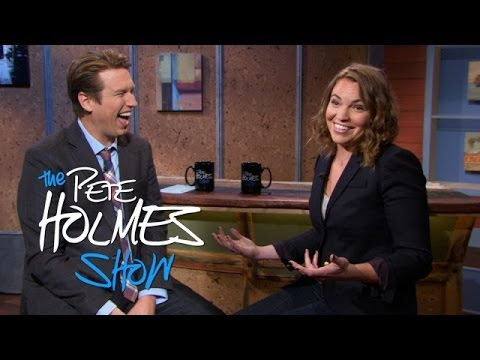 Beth Stelling Looks Like A White Tisha Campbell - YouTube