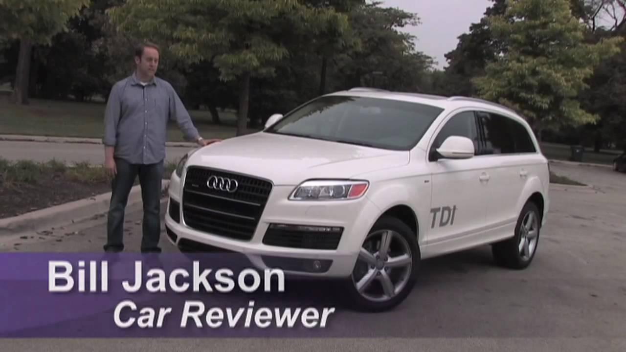 Audi Q TDI YouTube - Audi q7 tdi