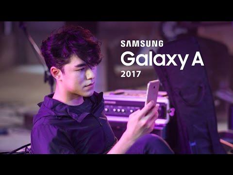 เลือกทำได้ตามใจ New Samsung Galaxy A (2017)