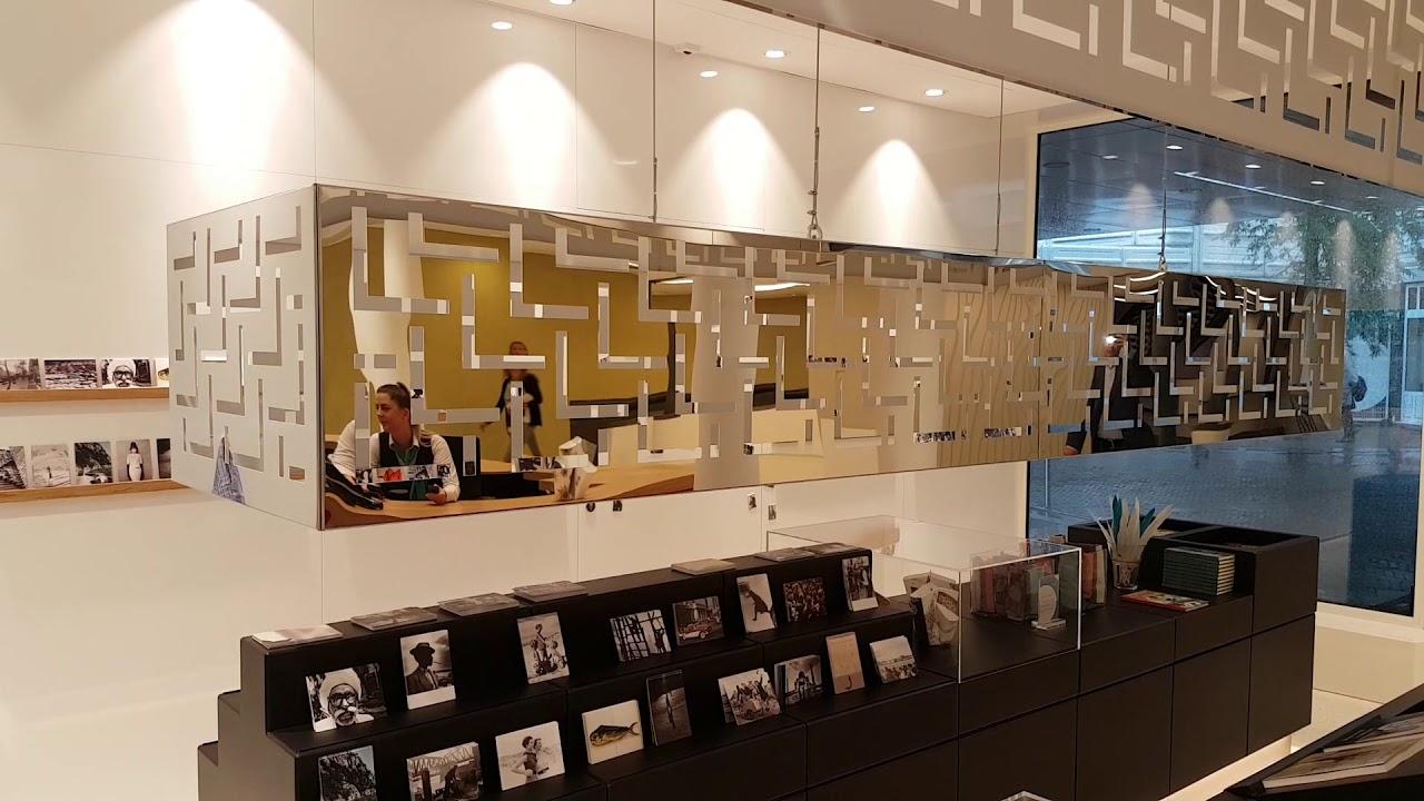 Meubel Den Haag : Presentatie kappen nationaal archief den haag door van der plas