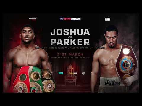 AJ vs Parker rant ! Aftermath, fights with Fury/Wilder ? Price-Povetkin as well as undercard shite !