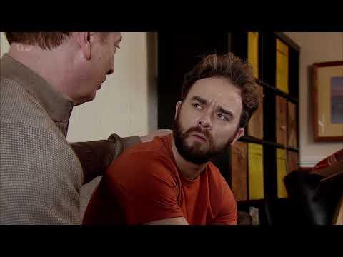 Coronation Street - Martin Tells David All About New Zealand