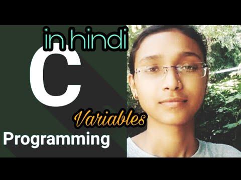 C Programming | Variable | in hindi | Nandini from DEEP EDUCATION