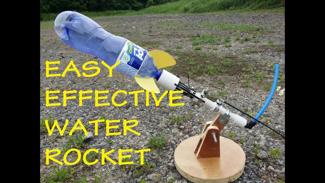DIY Water Rocket Launcher(물 로켓 발사대)