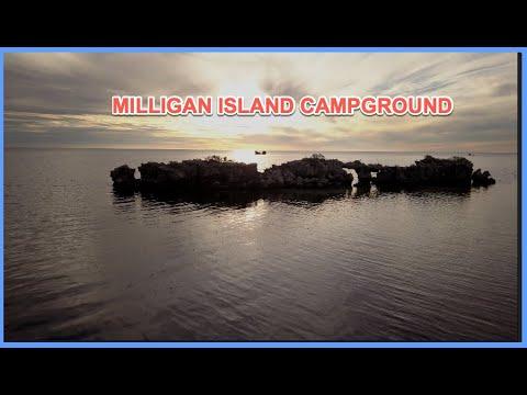 Milligan Island Camp Grounds - WA