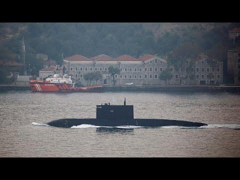 بعد غرقها بثلاثة عقود.. غواصة سوفييتة نووية ما زالت تبث إشعاعاً…  - 15:54-2019 / 7 / 11