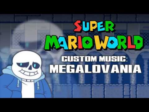 【REMIX】 Megalovania (Undertale) - SMW Port