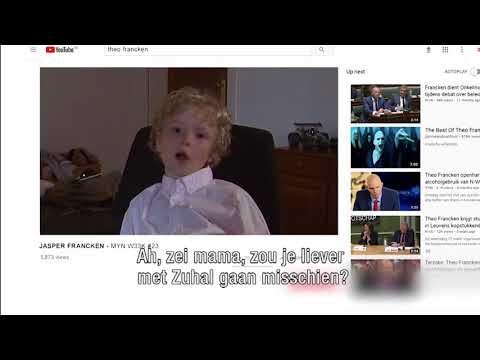 De week van Jasper Francken (zoon van Theo Francken)