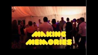 Just Music DJ Service - Making Memories