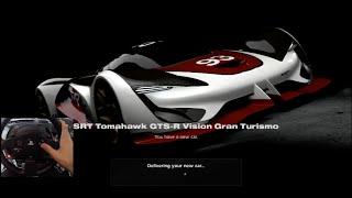 GT6 - SRT Tomahawk! 2590hp! Testing S/GTS-R/X w/WheelCam | SLA…