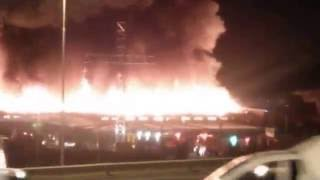 Durban Christian Centre Fire