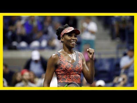 "Tennis, venus williams: ""punto a tokyo 2020"""