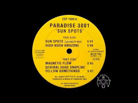 Paradise 3001 (D-Shake) - Sun Spots (Solenoid Mix)