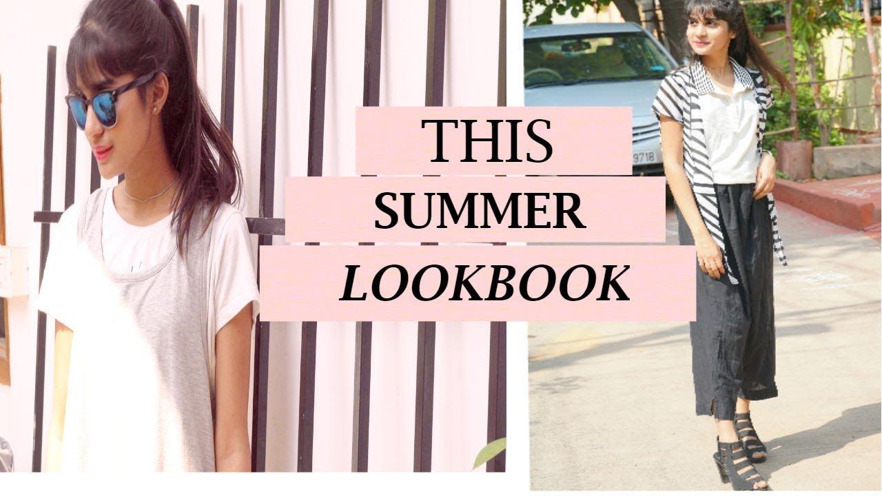 THIS SUMMER LOOKBOOK | Cool and Comfortable Summer Outfits | TGB thegirlBOSS 2
