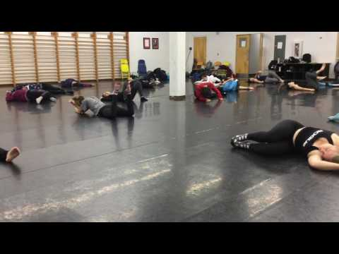Micah's improvisation class