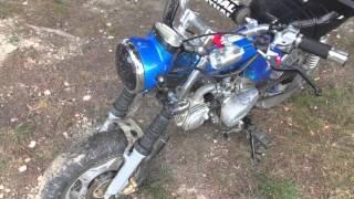 Dax 110 lifan