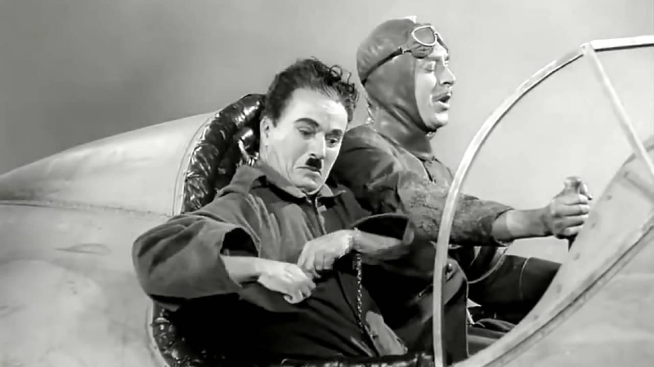 Charlie Chaplin The Great Dictator Full Movie Hd, 720P -9488