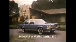 1981 Ford LTD Commercial