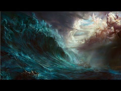 Scientists predict Biblical flood for California HD