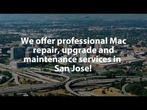 Mac Repair San Jose CA