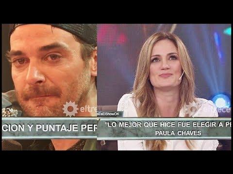 """Recuerdan la """"Despedida"""" de Pedro Alfonso en showmatch (EEES 12/07/17)"""