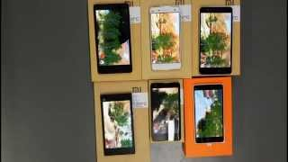 Xiaomi Evolution - BIG Antutu Test of Mi3/Mi4/Mi4c/Redmi Note 2/Redmi 2 PRO/Redmi Note