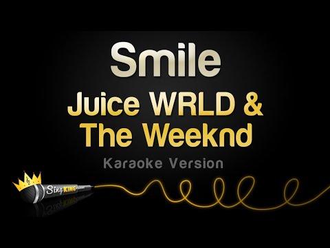 Juice WRLD & The Weeknd – Smile (Karaoke Version)