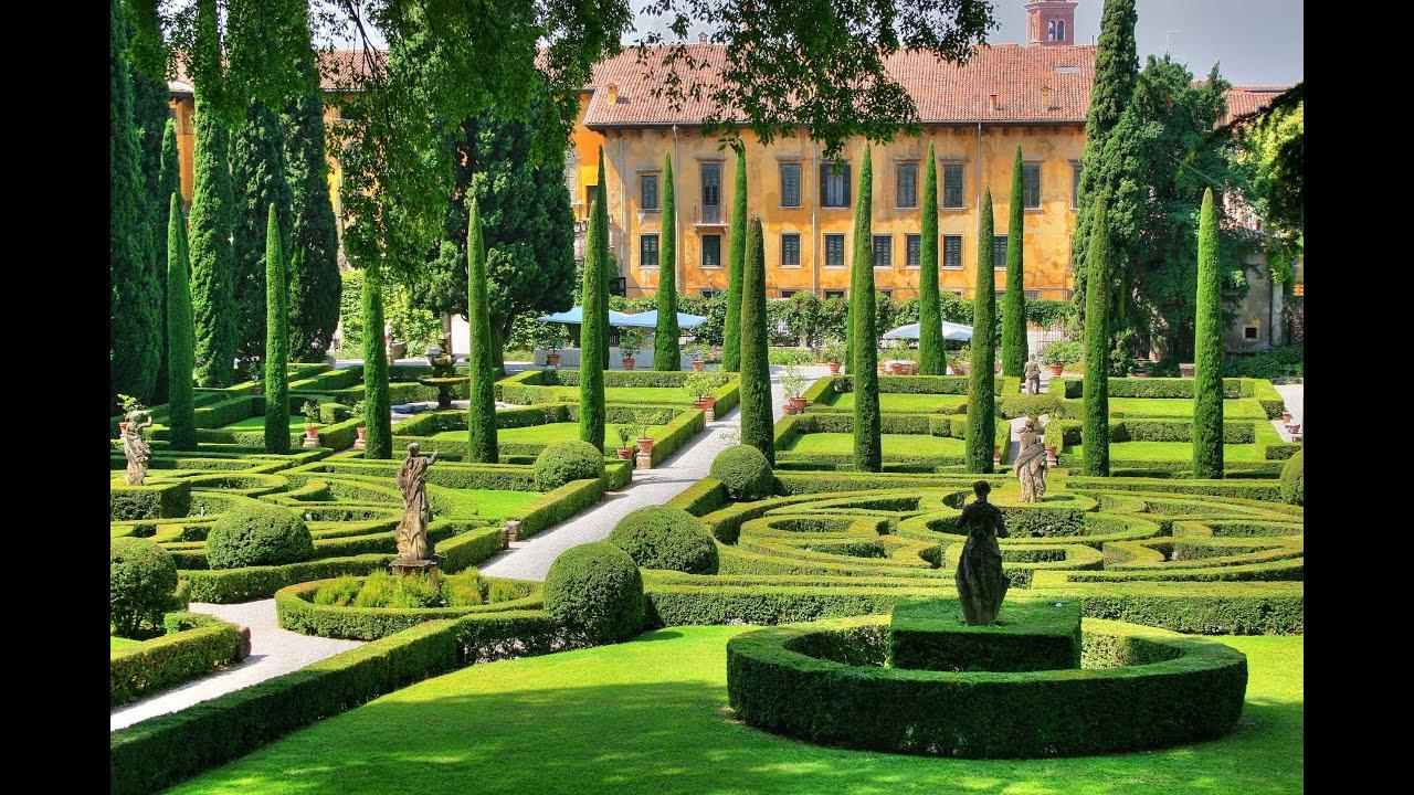 Image result for giardino giusti