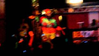 10 - Capleton - Mi Deh Yah - Live In Costa Rica 2010.avi