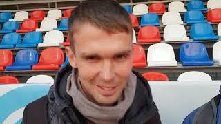 Андрей Вельдин акробат, перешедший в бег, и тренер Павел Парамонов