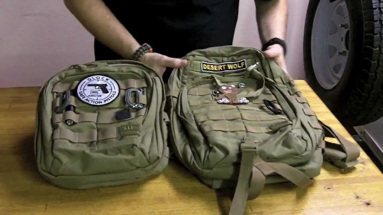 5 11 Rush Moab 10 Bag Overview Youtube